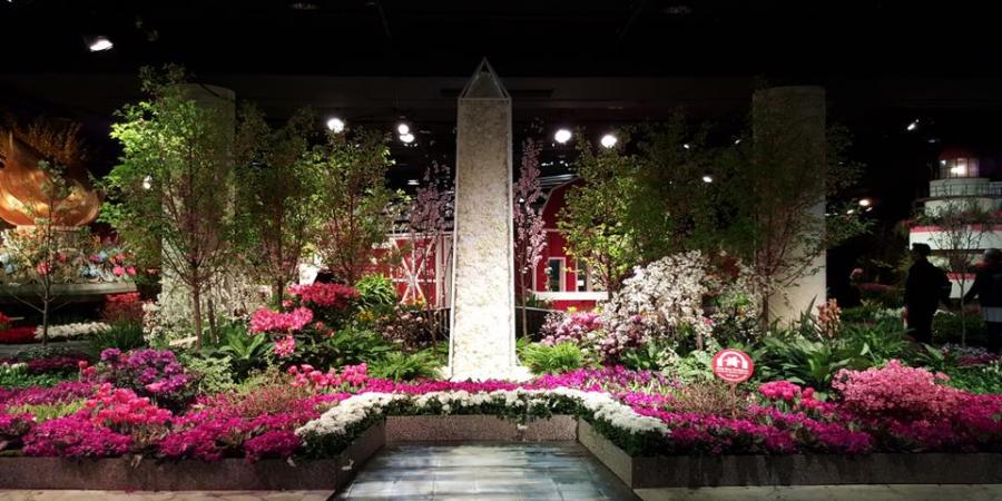 Macy's Spring Flower Show