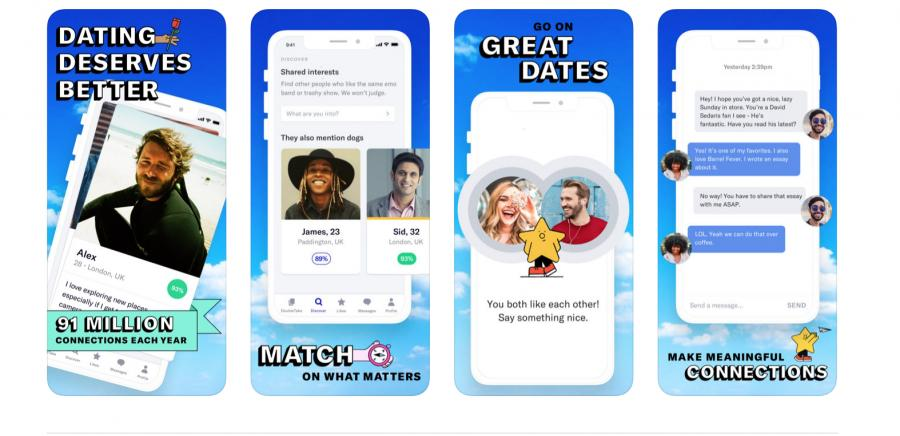 Blackstone buys Bumble and Badoo dating apps | Financial
