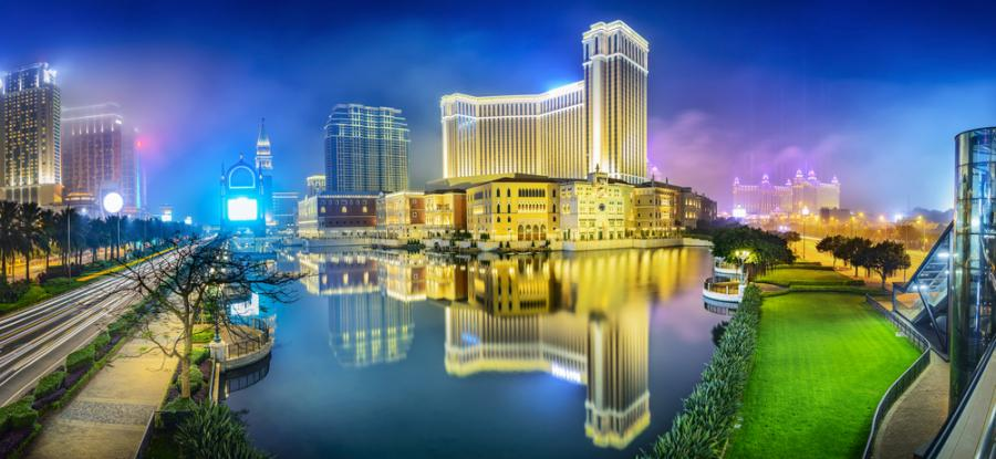 View of Illinois casinos