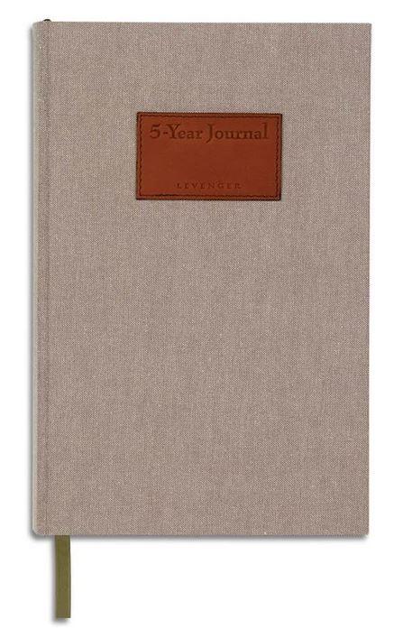 Levenger yearjournal