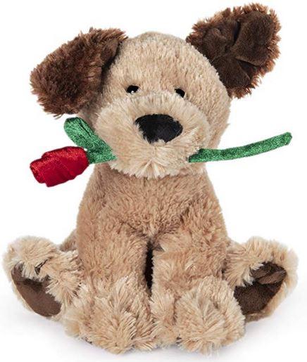 Valentine's Day Dog Plush