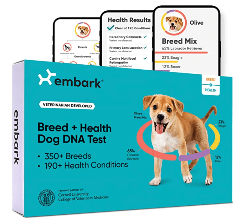 Dog DNA Ancestry Test Kit for the Canine Lover