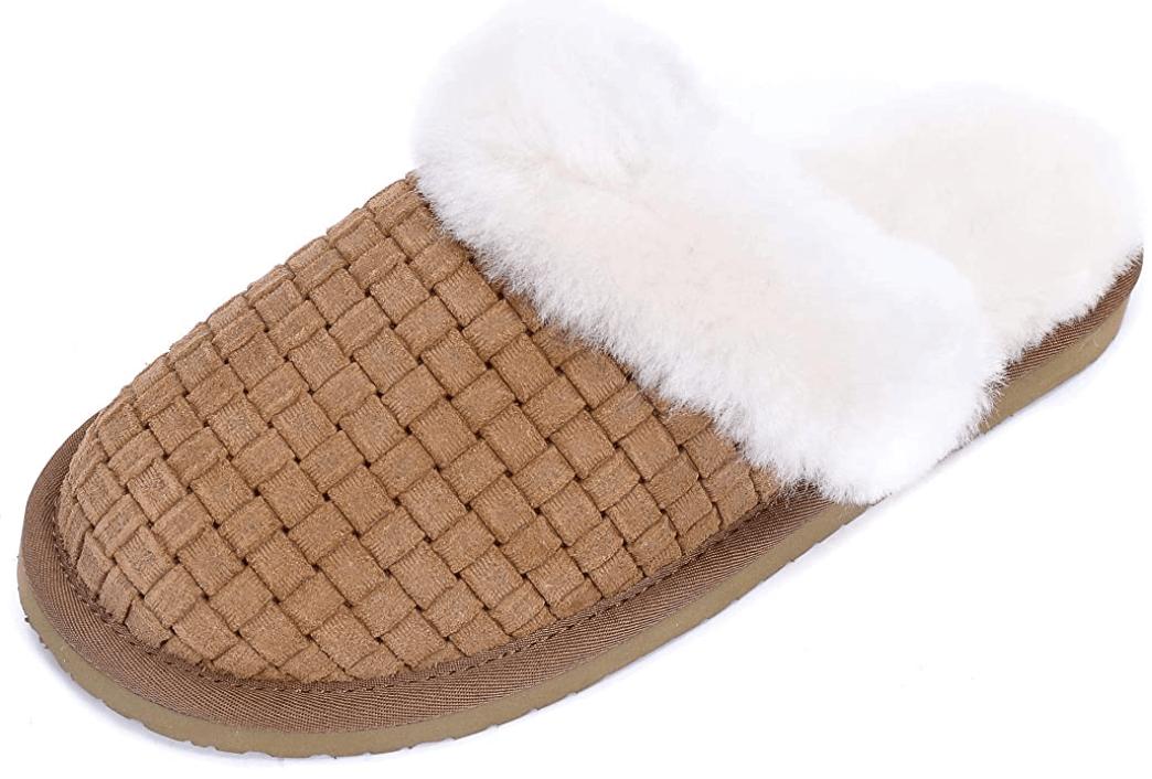 Lamb Women's Genuine Leather