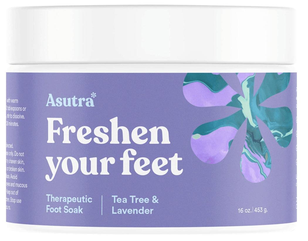 ASUTRA Therapeutic Foot Soak