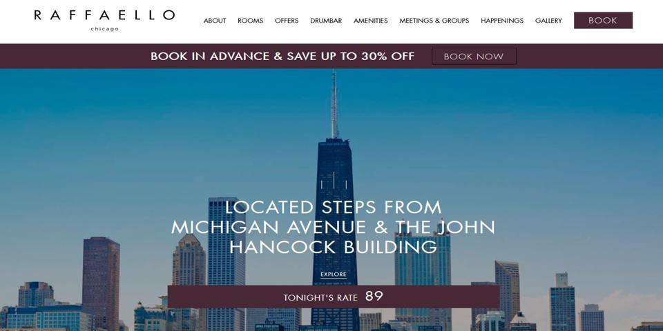 Chicago Raffaello Hotel