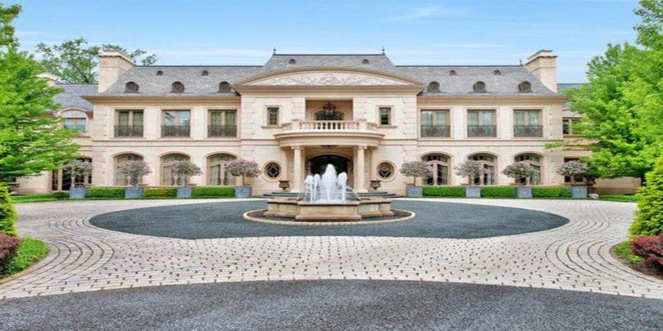 Winnetka's Le Grand Reve mansion