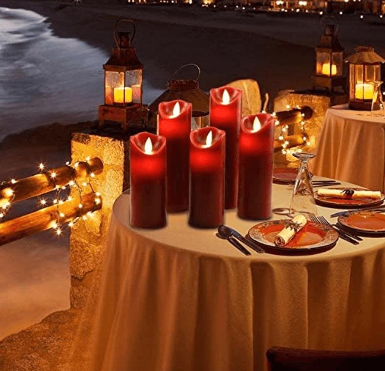 LEDMOMO LED Candle Light