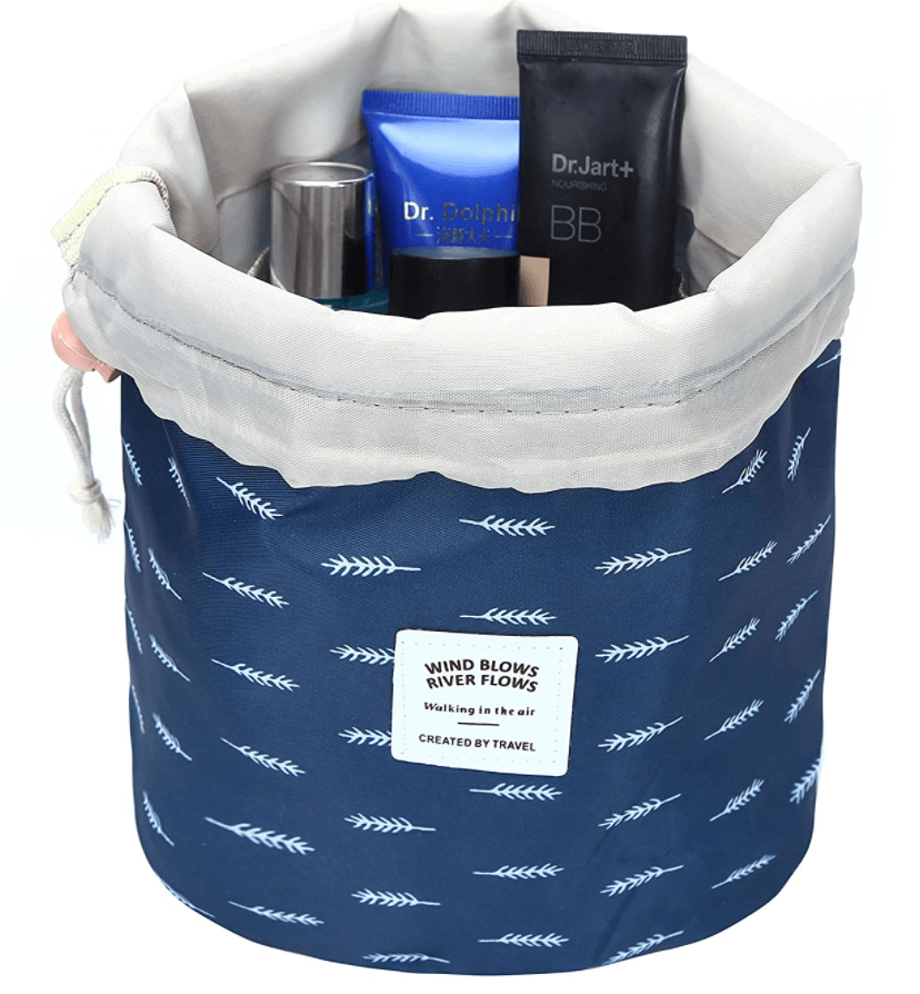 HOYOFO Drawstring Makeup Bags