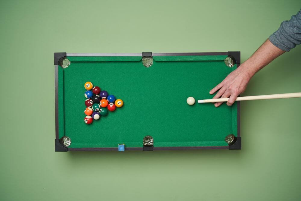 Portable Pool Table