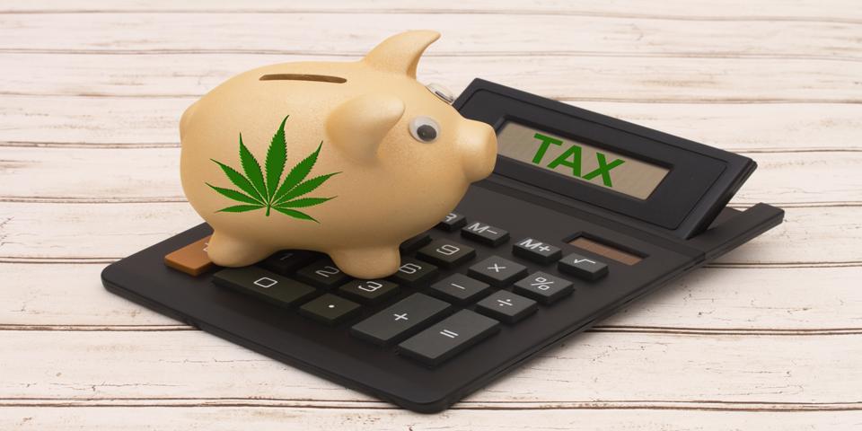 Weed Taxes