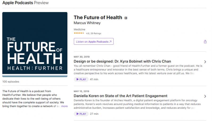 The Future of Health