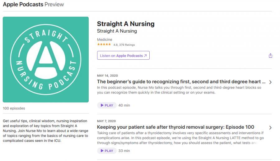 Straight A Nursing