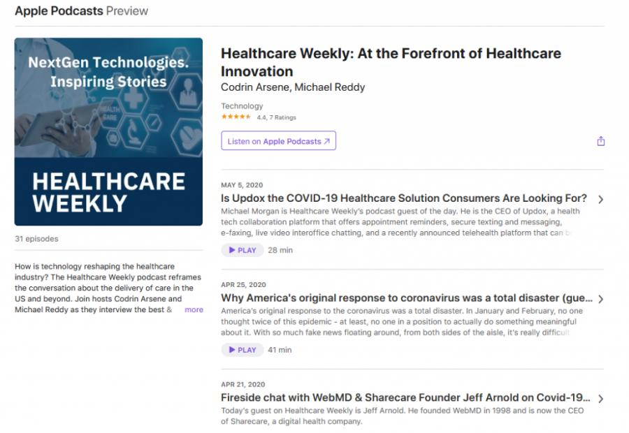 Healthcare Weekly