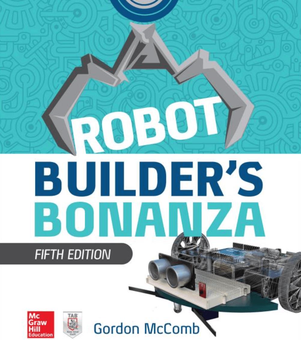 Robot Builder's Bonanza 5th Edition