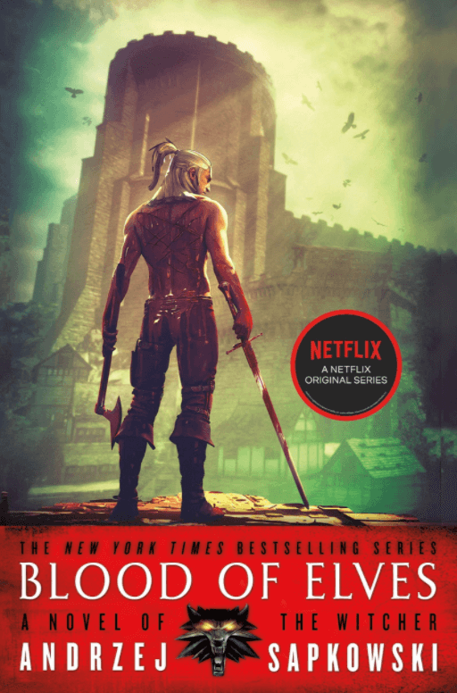 Blood of Elves, by Andrzej Sapkowski