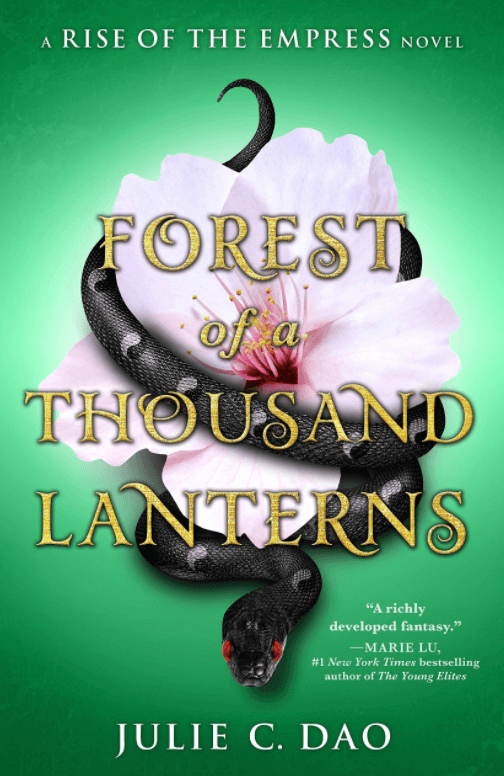 Forest of a Thousand Lanterns, by Julie C. Dao