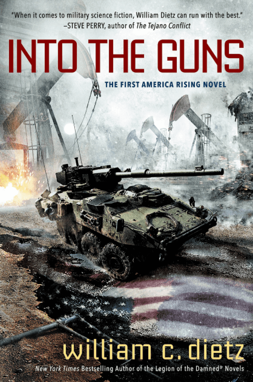 Into the Guns – William C. Dietz