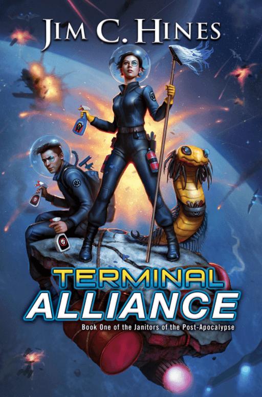 Terminal Alliance – Jim C. Hines