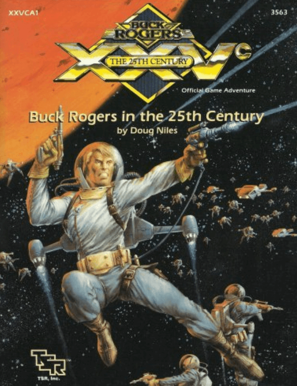 Buck Rogers in the 25th Century by Doug Niles