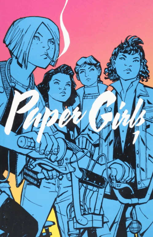 Paper Girls by Brian K. Vaughan and Cliff Chiang