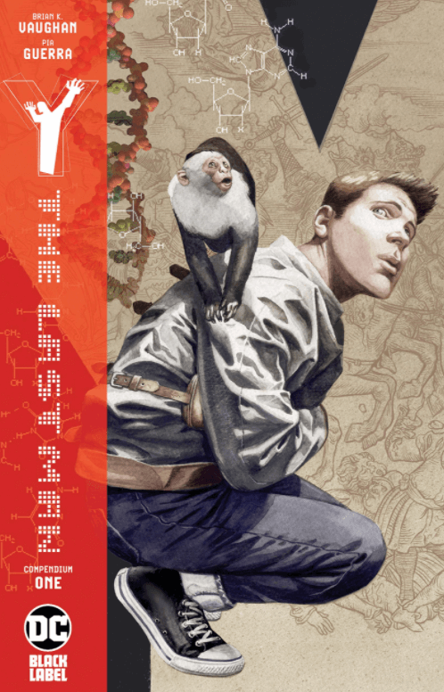 Y: The Last Man by Pia Guererra and Brian K. Vaughan