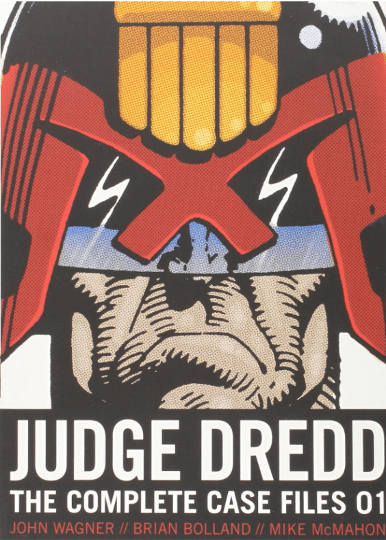 Judge Dredd by John Wagner and Pat Mills