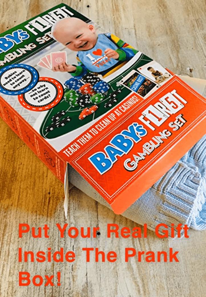 Baby's First Gambling Kit