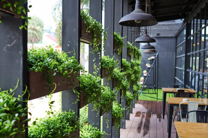 Private Greenhouse