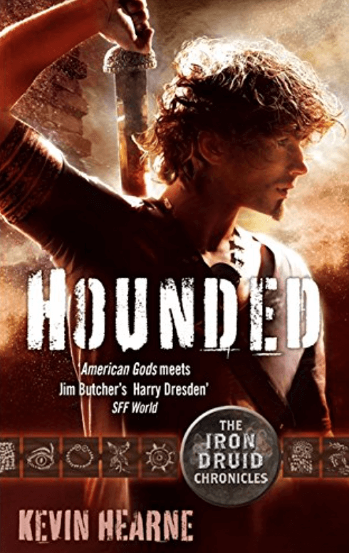 Hounded – Kevin Hearne – 2011