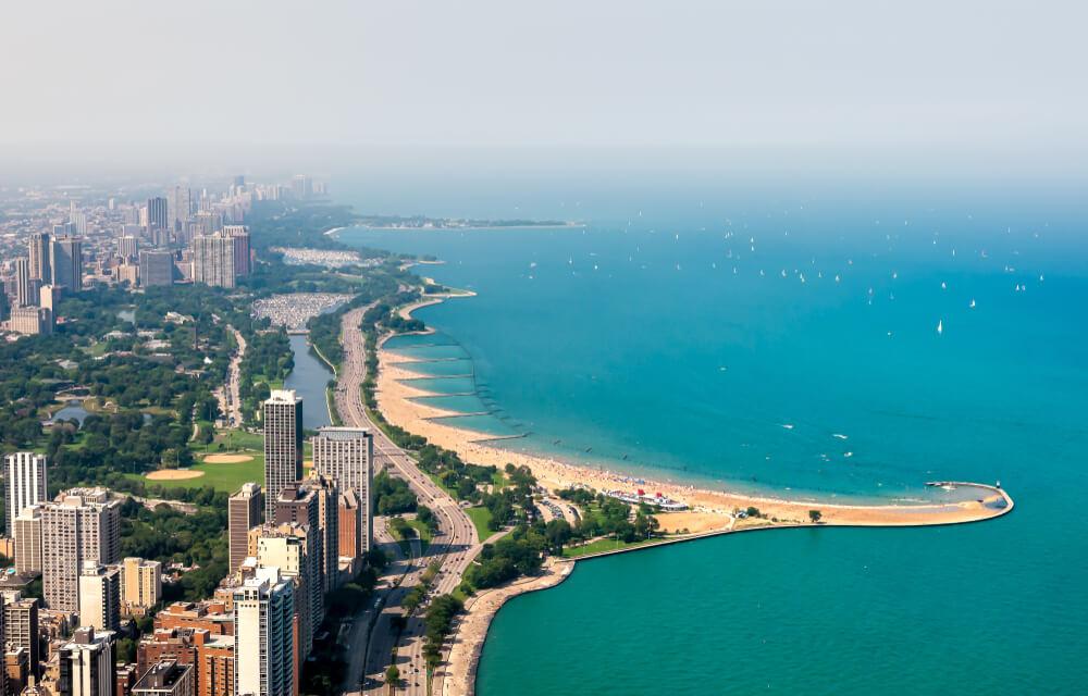 Chicago Beaches Remain Closed