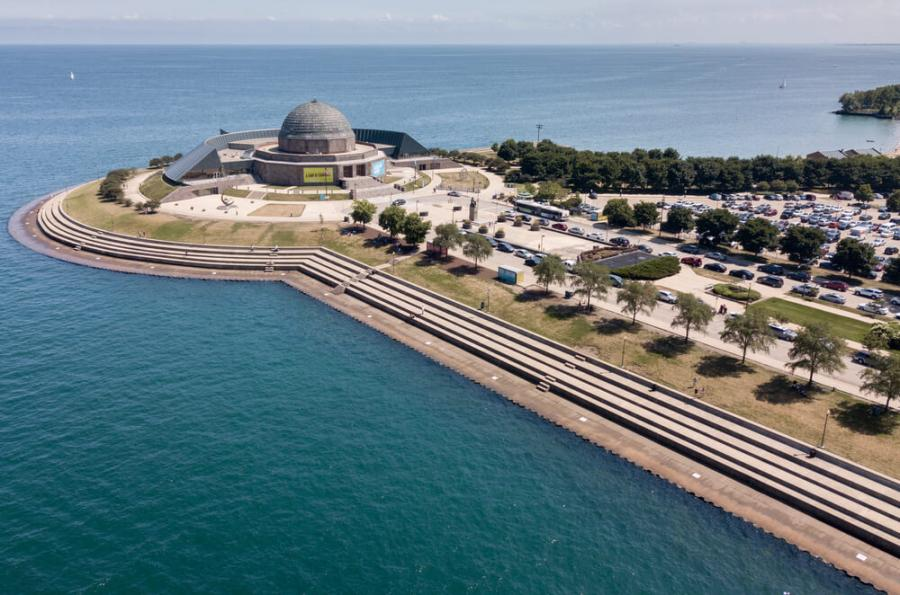 Adler Planetarium Live Music Events