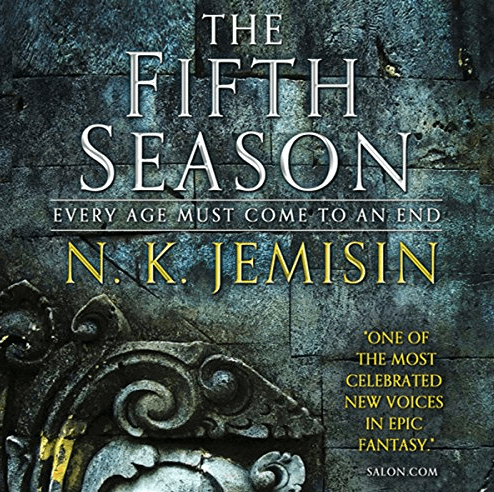 The Fifth Season, The Obelisk Gate, and The Stone Sky