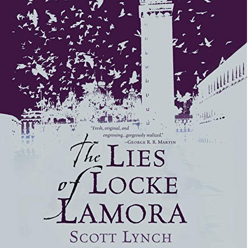 The Lies of Locke Lamora, by Scott Lynch, narrated by Michael Page