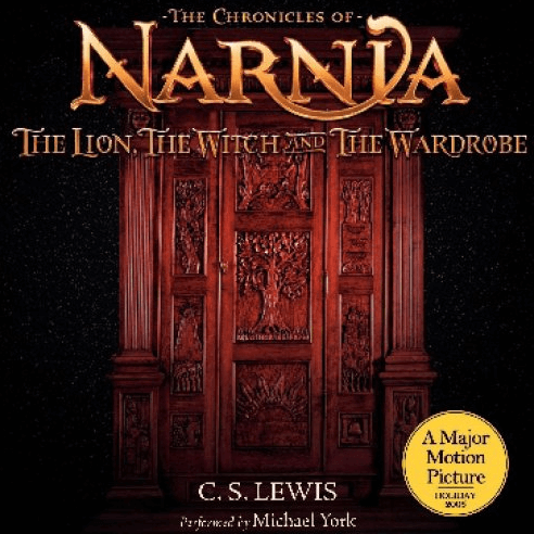 The Lion, the Witch, and the Wardrobe by C.S. Lewis, narrated by Michael York