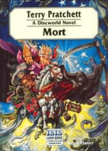 Mort, by Terry Pratchett, narrated by Nigel Planer
