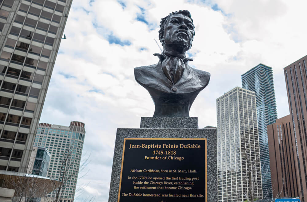 Black Man Who Founded Chicago