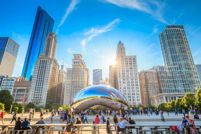 Chicago Tourism Numbers