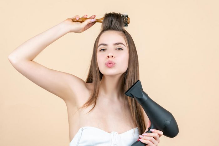 Revlon Hair Dryer and Volumizer Brush