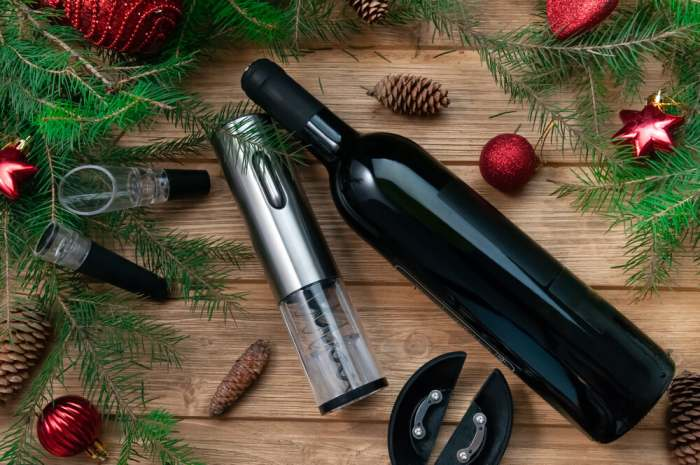 Secura Electric Wine Opener