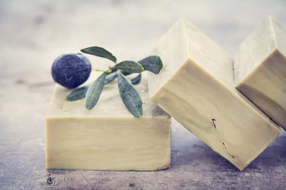 Herbivore - Natural Blue Clay Cleansing Soap Bar
