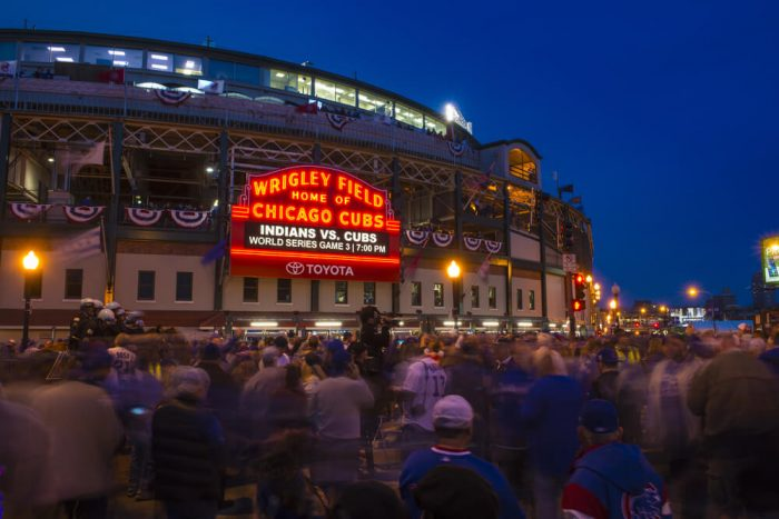 DraftKings Sportsbook At Wrigley Field