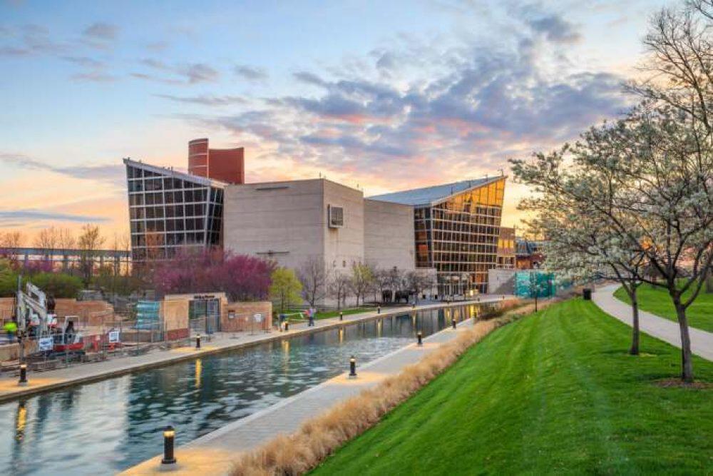 Indianapolis Museum of Art Van Gogh exhibition