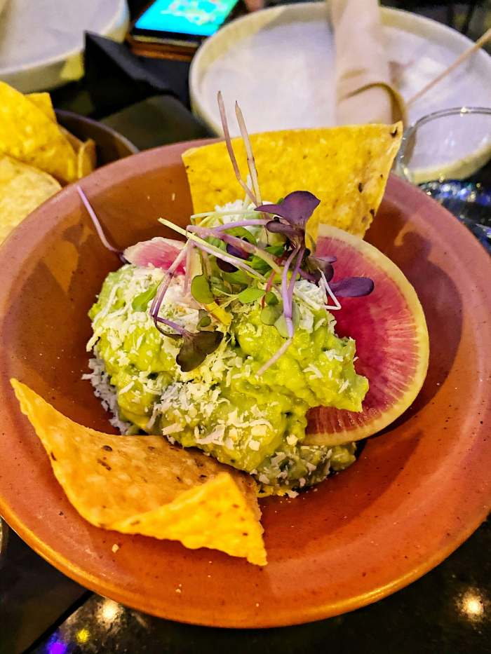 guacamole Tzuco Restaurant Chicago dish what to eat