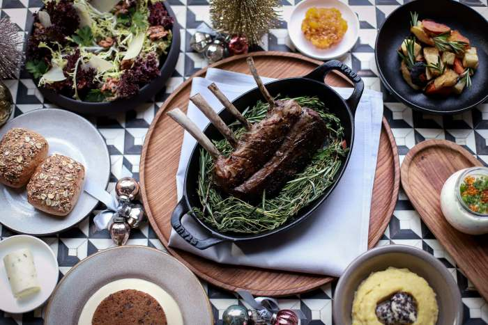 Sepia Restaurant Chicago Illlinois