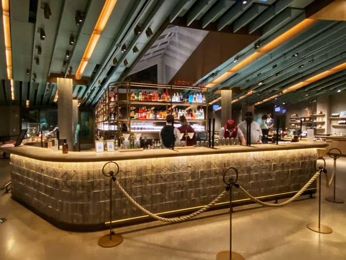 Starbucks Reserve Roastery Chicago inside look