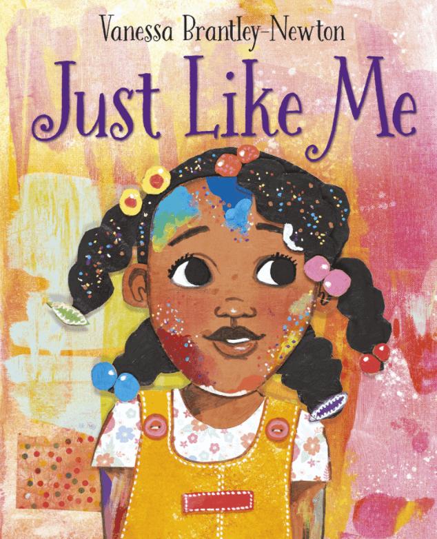 Just Like Me by Vanessa Newton