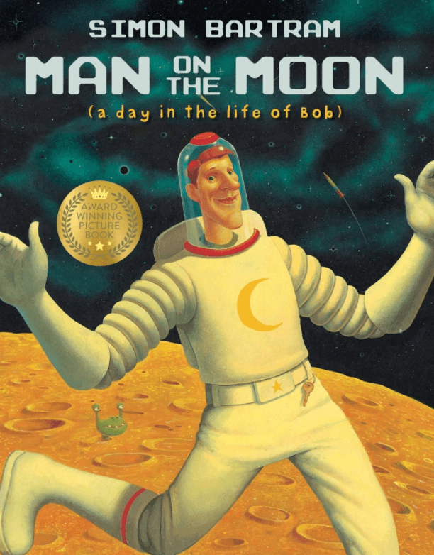 The Man on the Moon: a day in the life of Bob