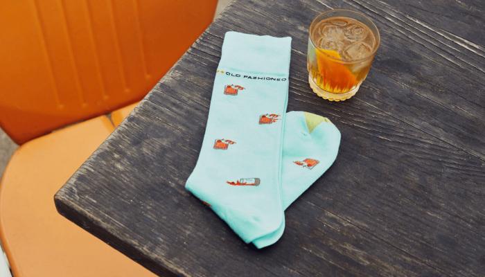 Gold Toe Men's Printed Novelty socks