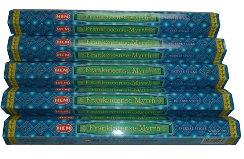 HEM Frankincense Incense Sticks