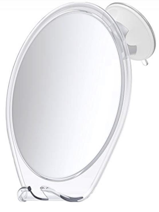 HoneyBull Shower Mirror for Shaving